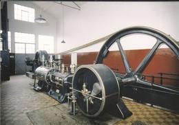 """63---AMBERT--micro Centrale électrique Piguet-1906 Collection """" Musée AGRIVAP """"--voir  2 Scans - Cartes Postales"""