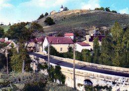12 - GAGES - Le Pont Et L'église -  Ed Mys 35 - Autres Communes