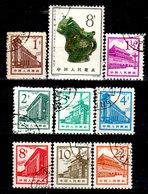 Cina-A-0378 - Emissione 1964-65 - Senza Difetti Occulti - - 1949 - ... Repubblica Popolare
