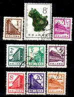 Cina-A-0379 - Emissione 1964-65 - Senza Difetti Occulti - - 1949 - ... Repubblica Popolare