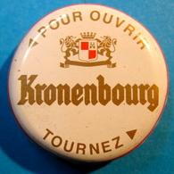 CAPSULE KRONENBOURG POUR OUVRIR TOURNEZ - Cerveza