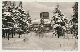 AK  Astenturm Im Winter Bei Winterberg Sauerland - Winterberg