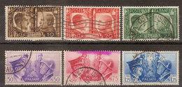 """(Fb).Regno.V.E.III.1941.""""Fratellanza D'Armi"""".Serie Completa Usata (65-18) - Usati"""