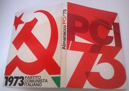 ALMANACCO PCI '73 - History, Philosophy & Geography