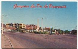 Entrada A Guaymas Por La Carretera Federal 15 - Etats-Unis