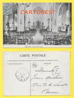 CPA 80 CORBIE - Intérieur De L'Eglise - 1905 - Corbie