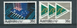 Australië    Y/T/   984 / 985      (O) - 1980-89 Elizabeth II