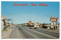 Highway N° 66 Through TUCUMCARI New Mexico - Etats-Unis