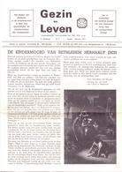 Tijdschrift - Informatieblad Gezin En Leven - 1974 - Pater Werenfried Van Straaten - Revues & Journaux