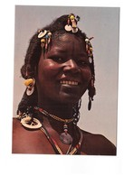 Gambie Gambia Afrique Gambian Girl Jeune Femme Fille Gambienne - Gambie