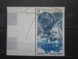 VEND BEAU TIMBRE DE POSTE AERIENNE DE WALLIS ET FUTUNA N° 157 , XX !!! - Airmail
