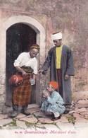 Carte Postale : Constantinople (Turquie)  Marchand D'eau  Dos Précurseur  N°  36  Editeur ?? - Turkey