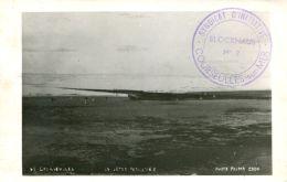 N°869 A -cpa Courseulles Sur Mer -la Jetée Provisoire- - Courseulles-sur-Mer