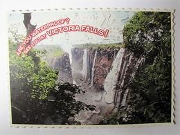ZAMBIA - Victoria Falls - Zambie