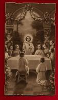 Image Pieuse Holy Card Communion J. Croguennec 1-06-1938 Sotteville Lès Rouen - Ed A.R. 357 - Imágenes Religiosas