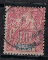 SENEGAMBIE           N°  YVERT    5          OBLITERE       ( O   3/19 ) - Senegambie Und Niger (1903-1906)