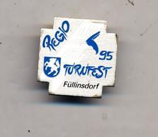 Broche  Suisse Gymnastique 1995 Füllinsdorf Turnfest - Broches