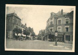 CPA: 71 - BOURBON-LANCY - RUE St-JEAN - France