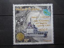 VEND BEAU TIMBRE DE WALLIS ET FUTUNA N° 747 , XX !!! - Wallis Y Futuna