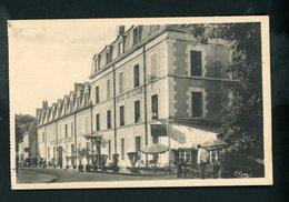 CPA: 71 - BOURBON-LANCY - HÔTEL St-LÉGER - France