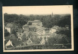 CPA: 71 - BOURBON-LANCY - VUE GÉNÉRALE DE L'ÉTABLISSEMENT THERMAL - France