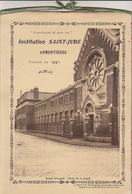 Ecole Institution Saint Jude à Armentières Nord Année - Livres, BD, Revues