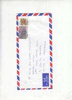 MALESIA  1996 - Yvert  343-612 - Lettera Per Bosmia Herzegovina - Malesia (1964-...)