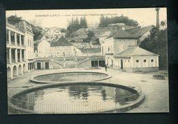 CPA: 71 - BOURBON-LANCY - COUR INTÉRIEURE DE L'ÉTABLISSEMENT THERMAL - France