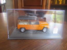 CD17 Altaya, Renault 4 Rodéo, 1971, Neuve En Boite, 1-43 - Cars & 4-wheels