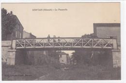 Hérault - Servian - La Passerelle - France