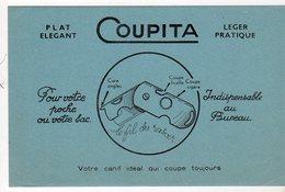 Juin18   81892   Buvard  Coupita - Blotters
