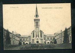 CPA: 71 - BOURBON-LANCY - HOSPICE D'ALLIGRE - France