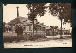 CPA: 71 - BOURBON-LANCY - USINES C. PUZENAT, St-DENIS - France