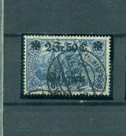 Deutsches Reich / Besetzungen. Belgien Auf D. Reich-Marke, Nr. 9 Gestempelt - Besetzungen 1914-18