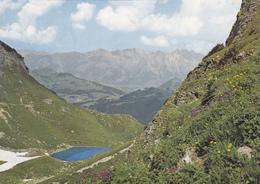 SUISSE,SWITZERLAND,SWISS, HELVETIA,SCHWEIZ,lac,source Raverettaz,lécherette,photo Marcel Rouge,bassin De La Grande Eau - Suisse