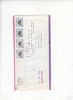 ARABIA SAUDITA  1983 - Yvert 548 - Lettera Per Olanda - Arabia Saudita