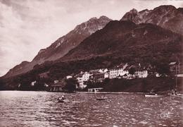 SUISSE,SWITZERLAND,SWISS, HELVETIA,SCHWEIZ,lac Leman,SAINT GINGOLF,FRANCO-SUISSE,bord Du Lac,habitation - Suisse