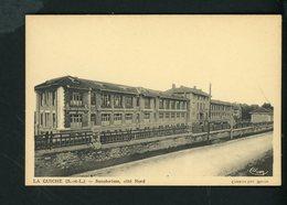 CPA: 71 - LA GUICHE - SANATORIUM, COTÉ NORD - France