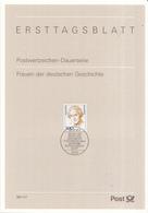 West-Duitsland - Ersttagsblatt - 39/1997 - Frauen Der Deutsche Geschichte: Maria Probst - Michel 1956 - [7] West-Duitsland