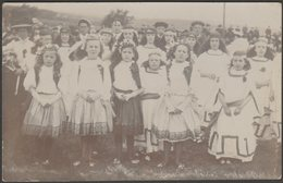 Pageant Near Penzance, Cornwall, C.1905 - Thomas RP Postcard - Other