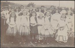 Pageant Near Penzance, Cornwall, C.1905 - Thomas RP Postcard - England