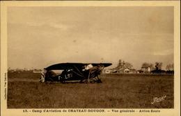44 - BOUGUENAIS - Chateau-Bougon - Aérodrome - Aéroport - Avion école - Bouguenais