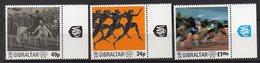 GIBRALTAR    Timbres Neufs ** De  1996   ( Ref 5373 )  Sport -  JO - Gibraltar