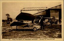 44 - BOUGUENAIS - Chateau-Bougon - Aérodrome - Aéroport - Groupe De Poux Du Ciel - Avions - Bouguenais