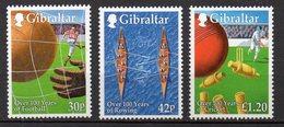 GIBRALTAR    Timbres Neufs ** De  1999   ( Ref 5375 )  Sport - Gibraltar