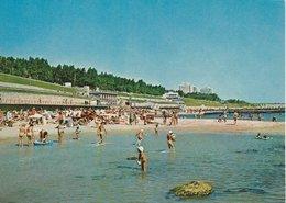 Eforie Nord - Plaja - La Plage.  Romania   # 07626 - Roemenië