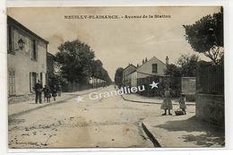 NEUILLY-PLAISANCE - Avenue De La Station. - Neuilly Plaisance