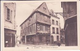 CPA - 15. VANNES Maison Gilles De Bretagne - Vannes