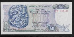 Grèce -  50 Drachmes - Pick N°199 - NEUF - Griekenland