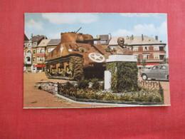 Belgium > Luxembourg > Bastogne  Tank General Mac Auliffe  > Ref 2978 - Bastogne